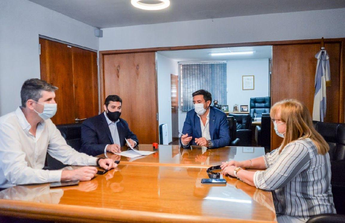 Acuerdo para la utilización de Firma Digital entre la Justicia de Faltas y la Sub Secretaría de Fiscalización y Control