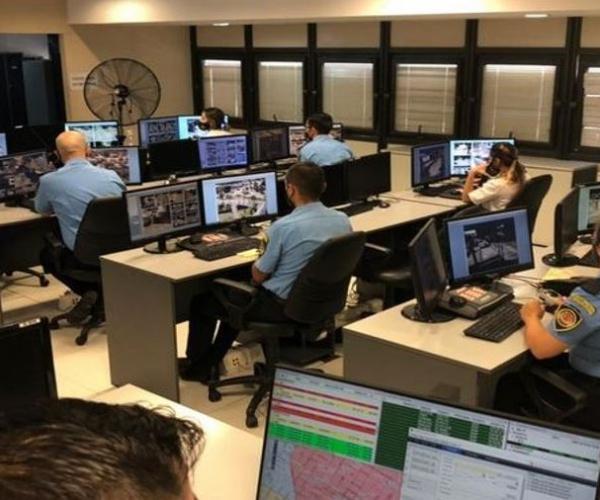 VIDEOVIGILANCIA - Capacitación al equipo de la Dirección Centro de Comunicaciones y Videovigilancia Ciudadana de la Policía de Córdoba